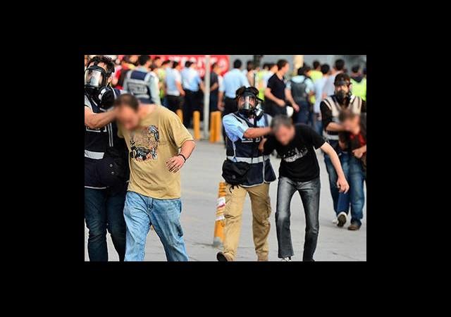 5 Çarşı Üyesine Tutuklama Talebi