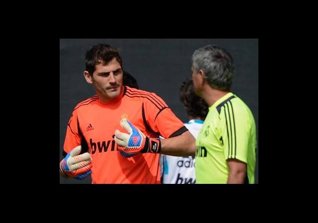 Casillas: 'Geleceğim Real Madrid'