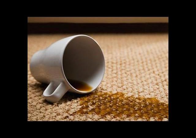 Çay lekesinasıl çıkar ?