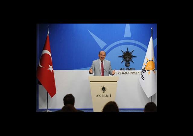 AK Partili Çelik'ten Maliki'ye Sert Yanıt