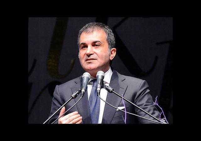 Ömer Çelik'ten PKK Açıklaması