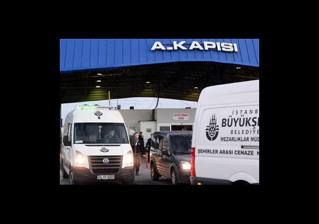 Cenazeler Türkiye'de