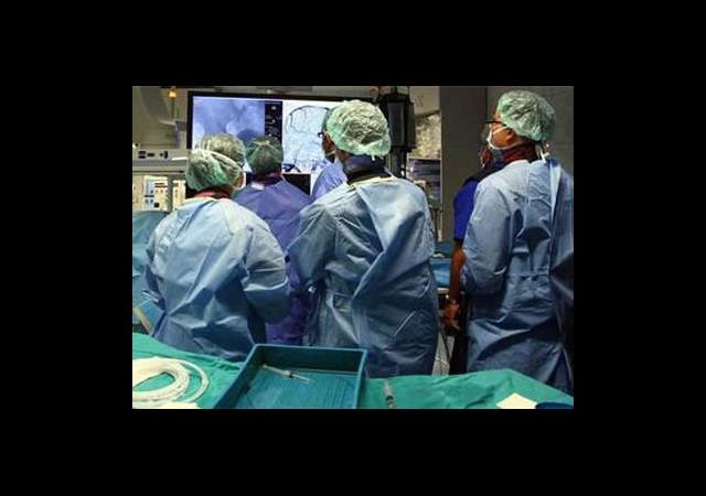 Cerrahpaşa'da Kalp ve Karaciğer Nakilleri Durdu