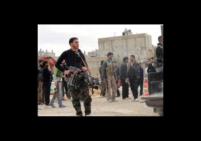 Suriye'deki Çatışmalar Okulları Tatil Ettirdi
