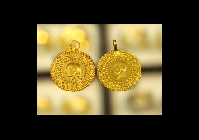 İşte Çeyrek Altının Fiyatı - 06.08.2012