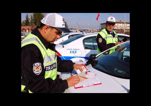 Başvuru Yapanın Trafik Cezası Siliniyor