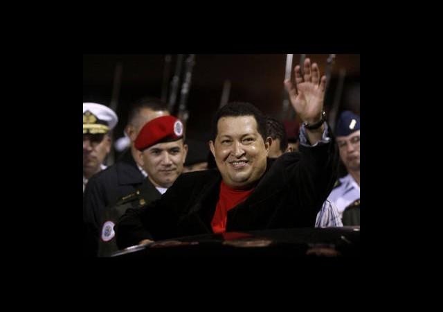 Venezuela'da Chavez Gizemi