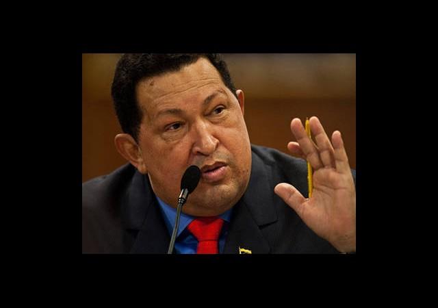 Chavez'in Stratejik Ortağı İran