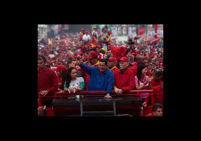 Chavez'in Başkanlığı Zora Girdi!