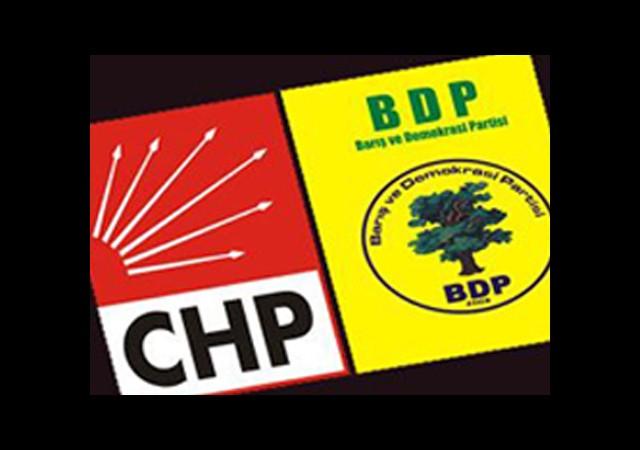 CHP Ve BDP'nin İstanbul Pazarlığı!