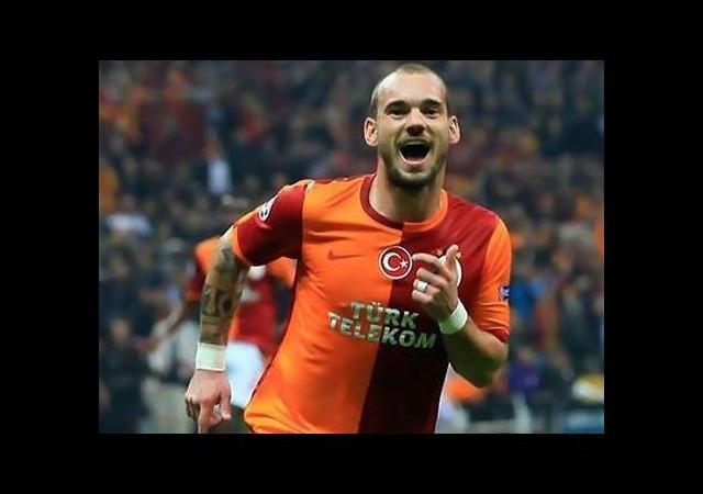 Sneijder'den Fenerbahçelileri çıldırtacak sözler!