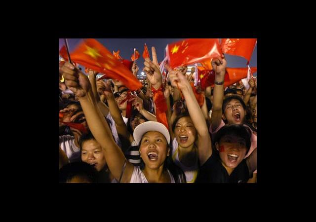 İşte Çin'in Nüfusu
