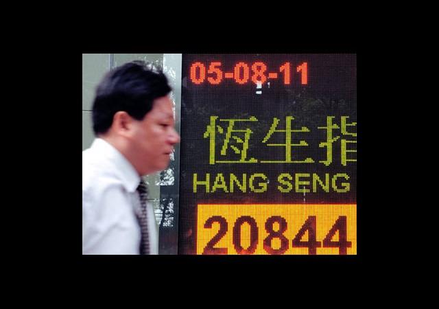 Kriz Çinli Zenginleri de Vurdu!