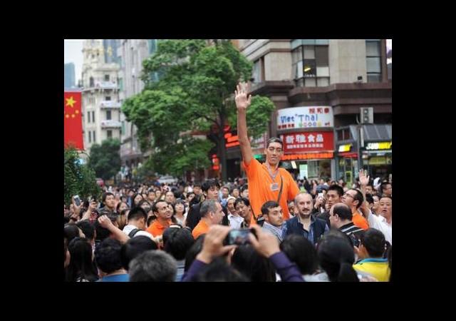 Sultan Kösen'e Çin'de Büyük İlgi