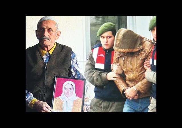 Kızını Öldüren Baba Eski Eşini de Vurmuş