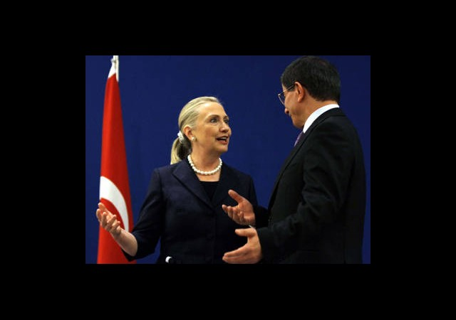 Clinton: Suriye'de PKK'ya Yer Yok!