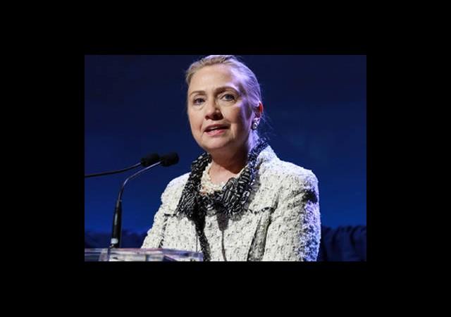 Clinton'dan Cumhuriyet Bayramı Mesajı Geldi