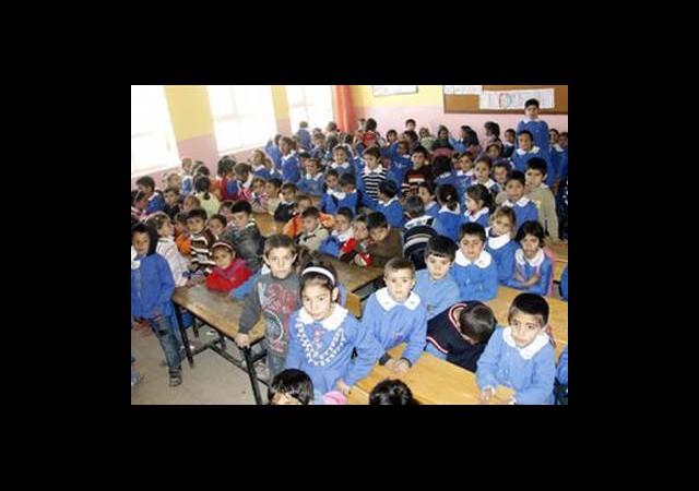 Bir Sınıfta 133 Öğrenci!
