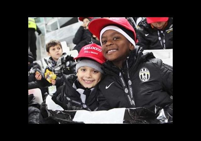 Çocuklar Juventus'u Yaktı