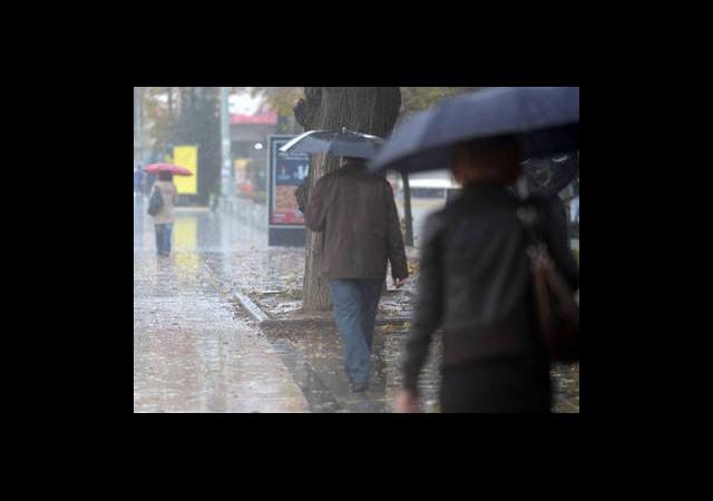 Yağış Geliyor, Özellikle Cuma Gününe Dikkat!
