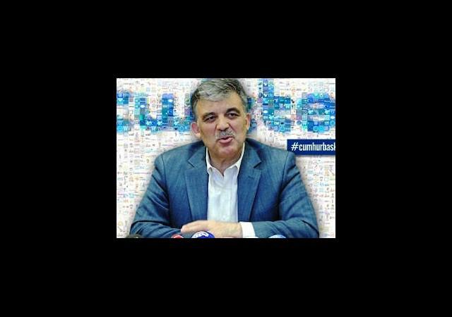 Sosyal Medyanın Lideri Cumhurbaşkanı Gül