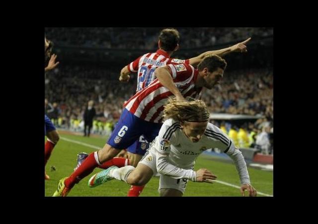 Madrid'de unutulmaz derbi!