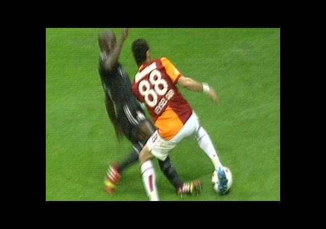 Dany'nin yaptırdığı penaltı çıldırttı!
