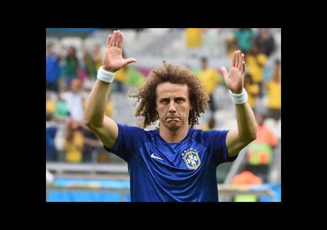 David Luiz: O travma artık geride kaldı..