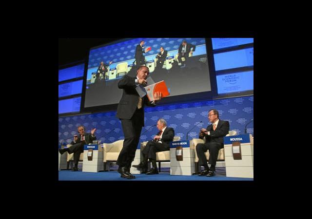 'Erdoğan'ı Davos'ta Görmek İsteriz'