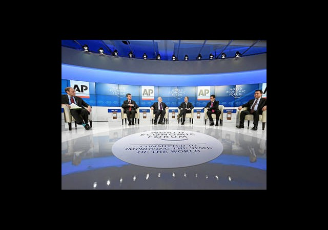 Davos'ta Dinamizmin Örneği Türkiye Oldu