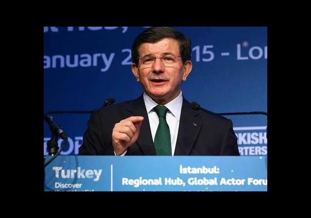 Davutoğlu'ndan 'Dink' açıklaması