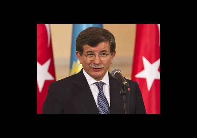 Davutoğlu'dan Almanya'ya 'Gezi' Tepkisi