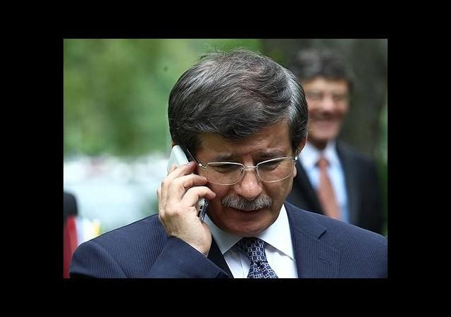 Davutoğlu, Kerry ve Steinmeier ile görüştü