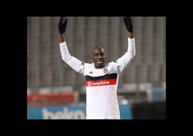 Demba Ba'dan ilginç penaltı yorumu
