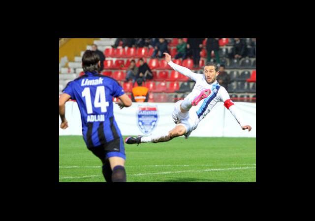Demirspor'u Juninho Sırtladı