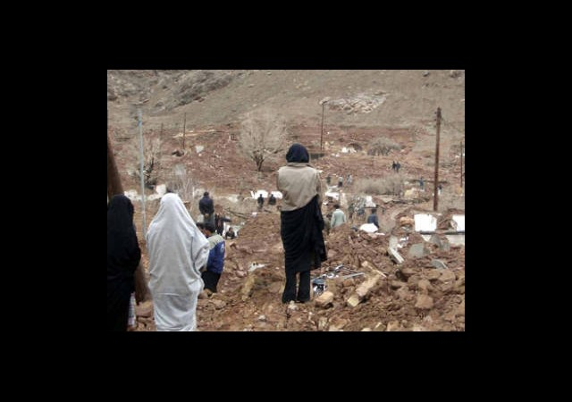 Türkiye Sınırında 11 Dakikada 2 Deprem