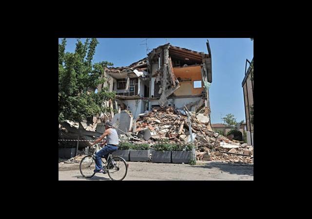 'Depremi Bilemedin' Cezası