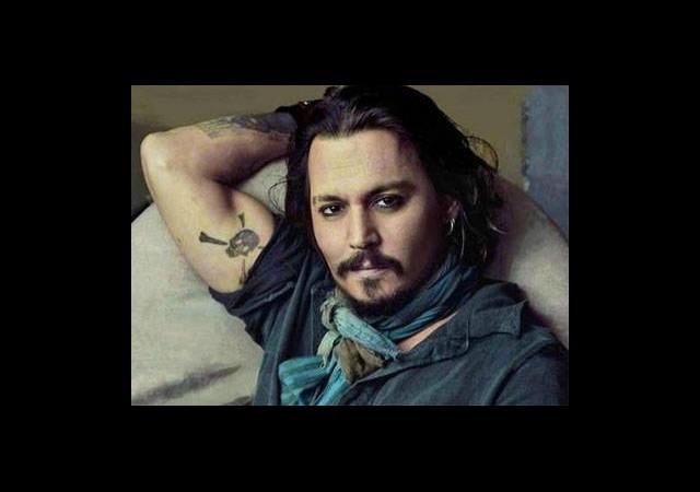 Johnny Depp'in İlham Kaynağı Kim?