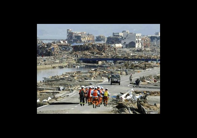 Deprem Uzaydan 'Hissedildi'