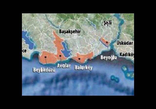 'İstanbul'da Deprem...'