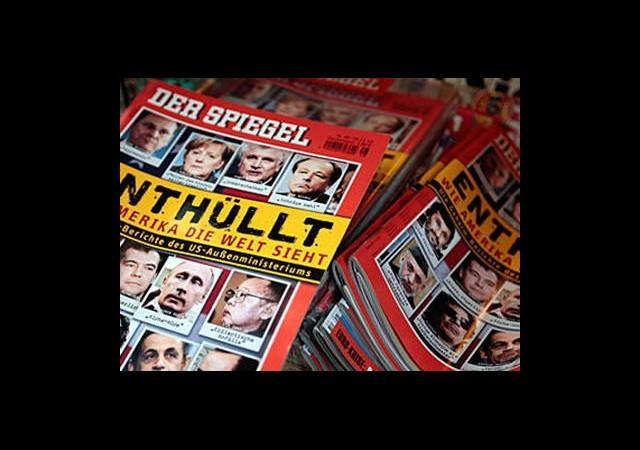 Der Spiegel Türkçe Başlıkla Çıkacak