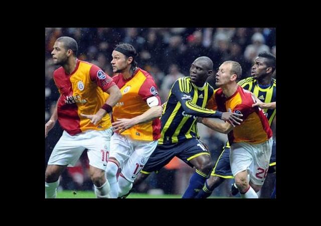 Fenerbahçe-Galatasaray Derbisi Risk Altında