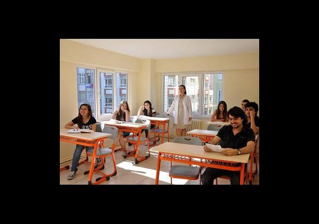 Dershanelere 'Özel Okul' Sorusu