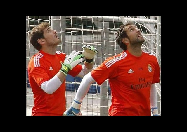 ''Casillas'tan daha iyiyim''