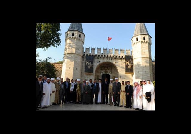 Dini Liderler İstanbul'da Buluştu