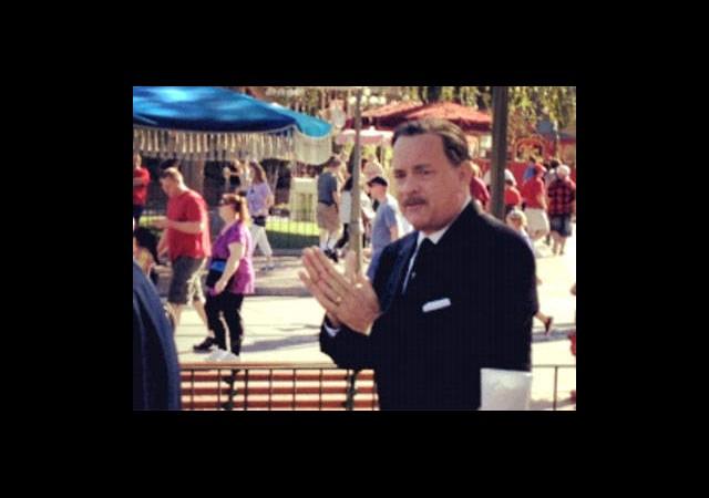 Tom Hanks, Walt Disney Oldu!