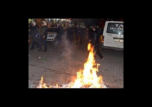 Diyarbakır'da Gerginlik