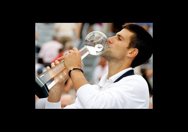 Djokovic,Yine Şampiyon!