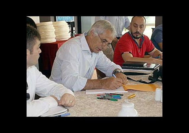 Trabzonspor'da ikinci Halilhodzic dönemi