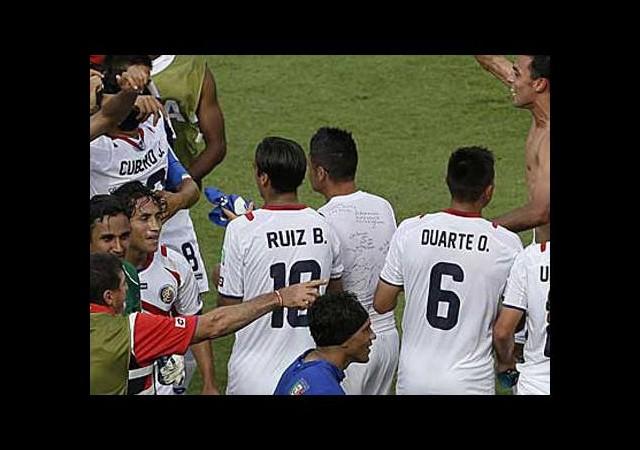 Kosta Rika'ya doping testi şoku!
